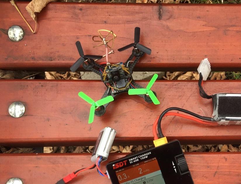 QX90 wersja pod akumulatory2S